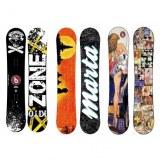Snowboard customizable