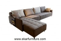 Sectional sofa furniture fabric sofa YX279