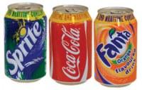 Coca Cola 330ml Soft Drinks