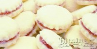 GUAVA PASTE FILLED COOKIES