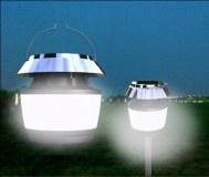 LED Outdoor Garden Solar Mosquito Control Light