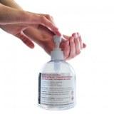 Hydroic solution in pump bottle 500ml
