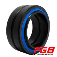 FGB Radial Insert Ball Bearings GEH25ES Joint Bearings