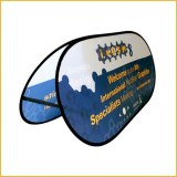 Sports Oval Horizontal Pop up a Frame Banner