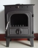 Small medium sized room wood burning stoves