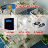 ST-IVB newest wireless home security burglar alarm system