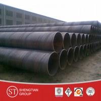 Sk6 Welded ERW Carbon Steel Pipe