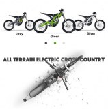 Sur-ron Bee electric motorcycle 3000W mid motor 60V 32Ah lithium battery electric dirt...