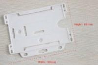 SW-2035 Hard plastic card holder