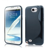 Motif S Coque souple pour Samsung Galaxy Note II N7100 Galaxy Note 2