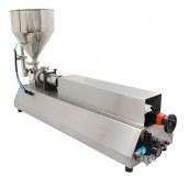 FP-150 Tabletop Pneumatic Piston Liquid Filling Machine