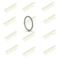 JA042XP0 Thin-section sealed four-point contact ball bearing for home appliances