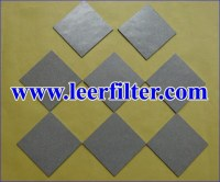 Ti Powder Filter Plate