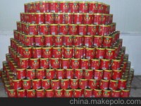 100% Tomato Made Brix 28-30 Tomato Paste