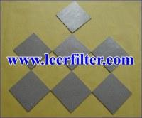 Titanium Powder Filter Plate