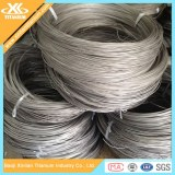 China ASTM B348 Titanium Alloy Coiled Wires