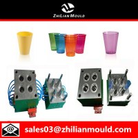 High quality plastic injection cup mould