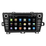 OEM Manufacturer Touch Screen CD Player For Car Toyota Puris GPS Radio