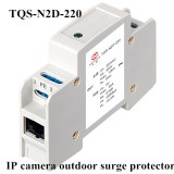 IP camera outdoor surge protector