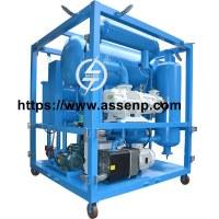 Online filtratin of transformer oil, power transformer oil filtration process plant