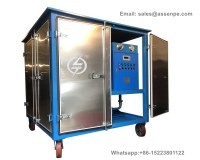 Newly Advanced Vacuum Transformer Oil Degassing Plant,Efficiency filtration process of...