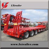 Brand new 3 axle low bed semi trailer for sale