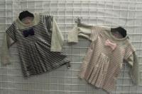 END OF STOCK - BABY GIRLS TEESHIRTS AT 2 EUROS