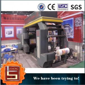 High Speed Printing Machine With Screen Touch