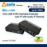 150M VGA KVM Chainable CAT.5e/6 Extender over IP- ACAFA TV150A