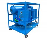 High Efficiency Vacuum Turbine Oil Purification Machine
