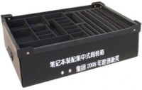 Electrostatic Discharge PP Hollow Sheet box Polypropylene Corrugated Twin wall Hollow...