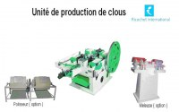 Unité de production de clous PC