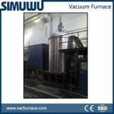 Vacuum induction high temperature graphitization furnace