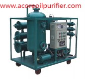 Waste Hydraulic Oil Filtering Cleaning Equipment