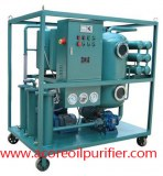 Waste Lubricating Oil Purifier Recycling Machine