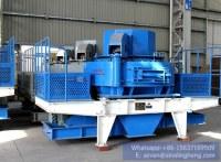 Sand making impact crusher VSI vertical shaft impact crusher sand making machine plant