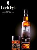 Distribution of Scottish whiskey