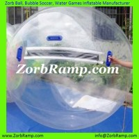 Water Ball, Walking Ball, Water Zorb, Waterball Walker | ZorbRamp.com