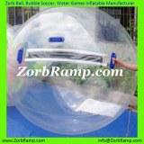 Water Ball, Walking Ball, Water Zorb, Waterball Walker | ZorbRamp.com