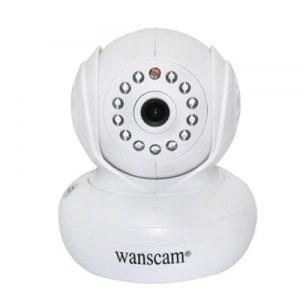 Wanscam HW0021 H264 caméra IP infrarouge P2P WiFi de 1,0 mégapixels
