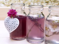 VEGETABLE OILS, ESSENTIAL OILS AND FLORAL WATERS