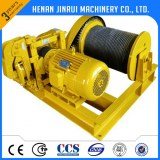Electric winch used for crane