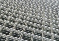 Welded Wire Mesh Reinforcement/Concrete Reinforcing Mesh/Welded Steel Bar Panels