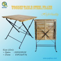 Folding Table Wooden Table Outdoor Table