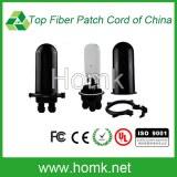 Fiber optic splice closure dome fiber splice closure