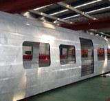 Aluminum System Train body
