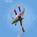 JERCIO IP20/144L-144Led waterproof flexible led strip light 5050RGB