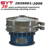 Sanyuantang according to the customer demand production of various types of rotary vibrating screen