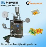 Automatic jasmine flower teabag packing machine