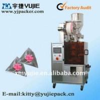 YD-SJB01 Automatic pyramid tea bag packing machine(nylon bag)